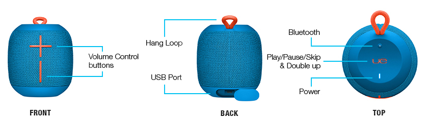 ue boom 2 speaker instructions